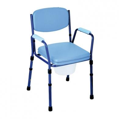 sedia comoda wc senza ruote sanitaria polaris srl