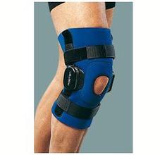 ginocchiera ortopedica  GINOCCHIERA ARMATA ACTION PLAY - Sanitaria Polaris Srl