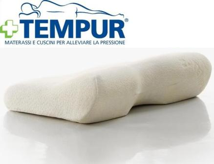 Guanciale millennium queen sanitaria polaris srl for Tempur cuscini