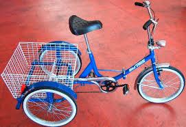 Bicicletta A Tre Ruote
