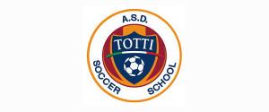 logo totti soccer school